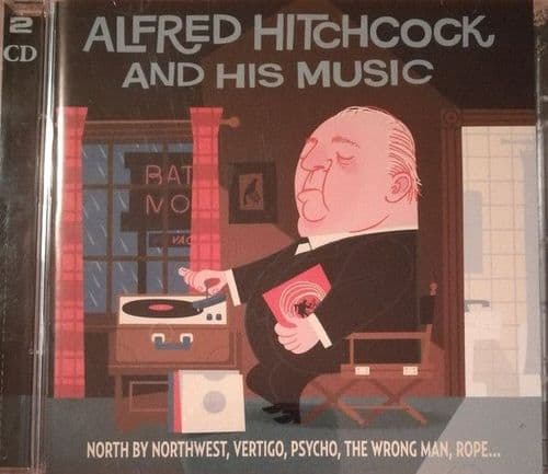 Various<br>Alfred Hitchcock And His Music<br>2CD, Comp